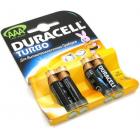 Duracell Turbo LR03 (AAA), 4 в блистере