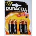 Duracell LR06 (AA), 4 в блистере