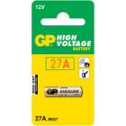 GP A27 12В, 5 в блистере