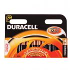 Duracell LR06 (AA), 12 в блистере