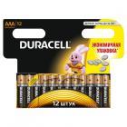Duracell LR03 (AAA), 12 в блистере