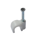 Скоба для крепления кабеля Makr, 8mm