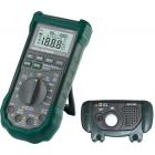 Мультиметр-измеритель параметров среды Mastech MS 8229; 5 в 1
