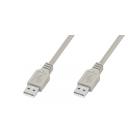 LUXMANN USB A штекер-USB A штекер, 1,5м, 451-001-4