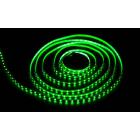 Светодиодная лента, негерметичная, 5050 60 Led, цвет: зеленый