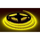 Светодиодная лента, негерметичная, 5050 60 Led, цвет: жёлтый
