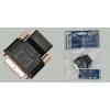 Переходник гнездо HDMI - штекер DVI-D
