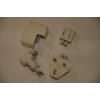 Сетевой адаптер HS21W2 2,1 А, 2 гнезда USB