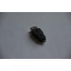 Переходник гнездо USB A - штекер miсro USB, OTG, литой