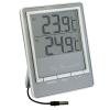 Термометр цифровой TM 1026, чёрный