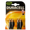 Duracell LR03 (AAA), 4 в блистере