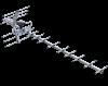 РЭМО BAS-1159-P Орбита-19 антенна уличная ДМВ, пассивная, 14 дБ